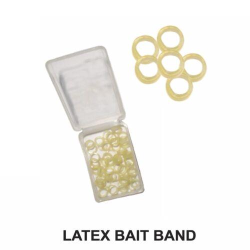 BOX 8,0mm LATEX BAIT BAND