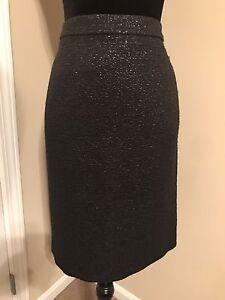 NWT-Black-Hugo-Boss-Skirt