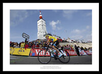 2013 Tour de France Chris Froome Mont Ventoux Summit Photo Memorabilia (633)