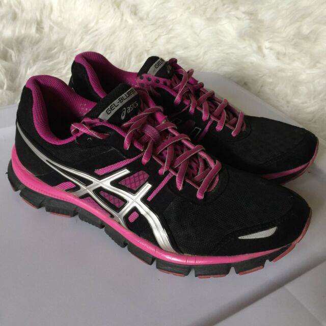 Asics Gel Blur33 Women's Running Cross Training shoes size 9 US T1H8N Pink Black