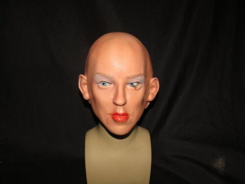"""Greyland Film Soft Latex Mask /""""Sharon/"""" Realistic Female  Mask"""