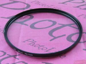 UV-95mm-Filter-Ultraviolett-fuer-Canon-Sony-Nikon-Pentax-Kamera-Objektiv-SLR-DSLR