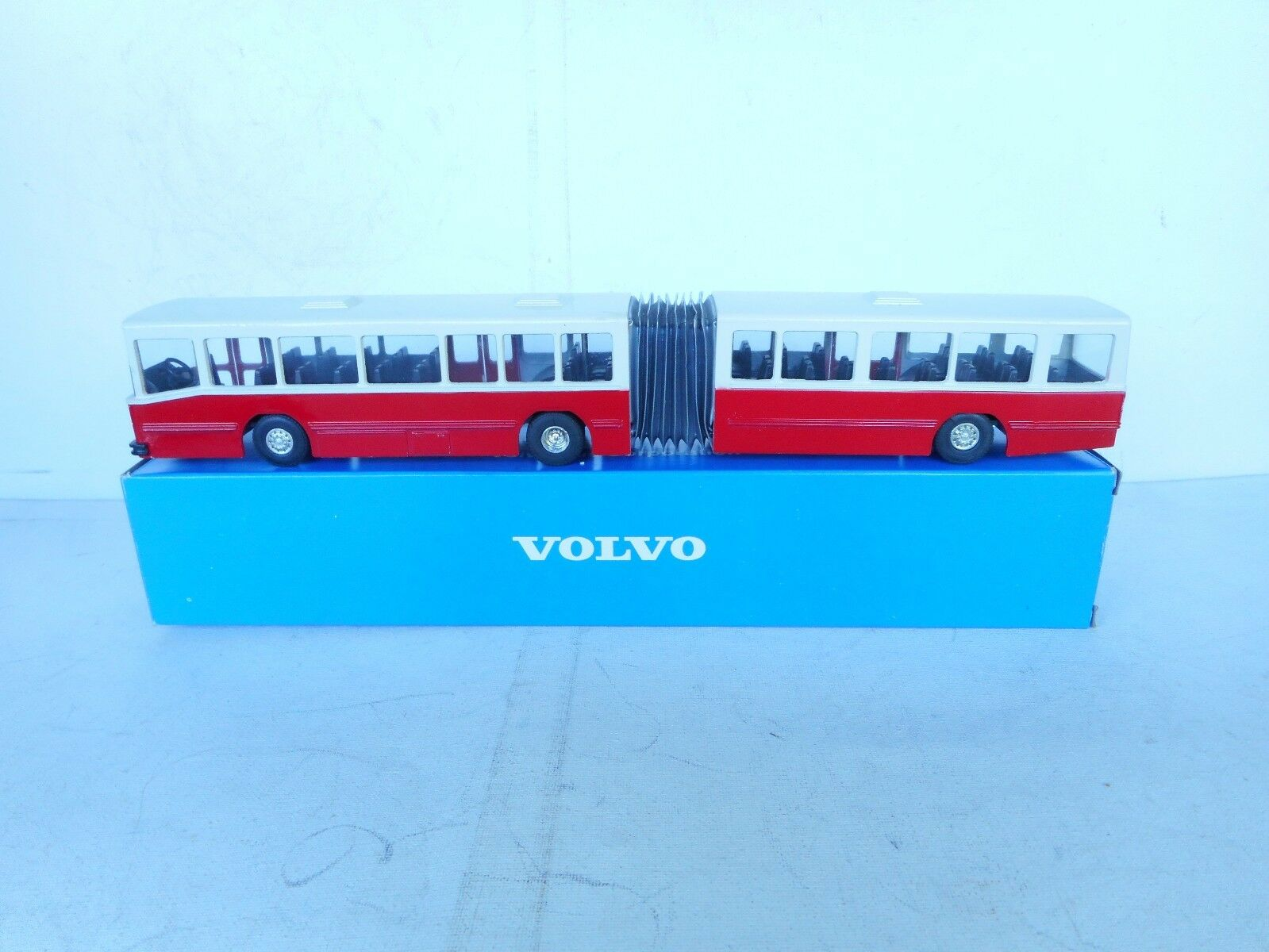 NZG VOLVO B10 M PROMOZIONALE SCALA 1 50 MADE IN GERMANY BOXED