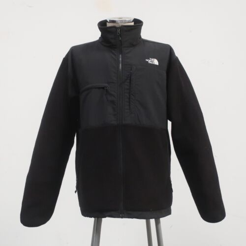 North Face Denali Fleece Jacket Mens Size XL Black