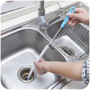 Kitchen Tools Gadget Brush Cleaner Practical Plastic Drain Pipe ...
