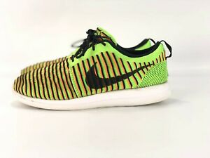 e03587b56863 NIKE Roshe 2 Flyknit GS size 7Y running training womens youth shoes ...