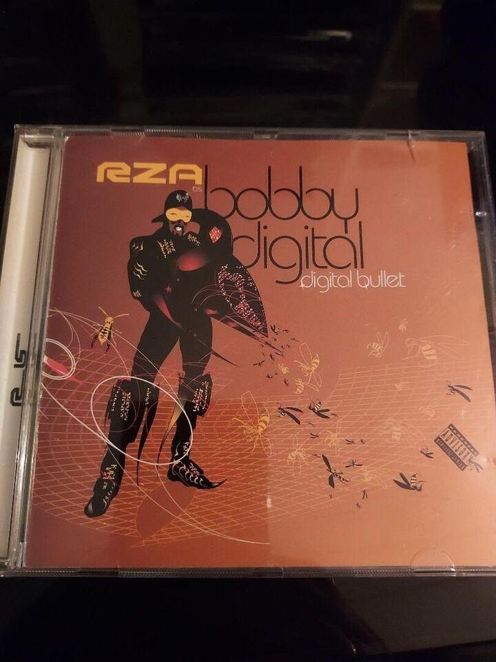 RZA: Bobby Digital Digital Bullet, hiphop