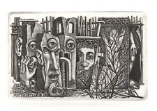 Ex Libris Lou Strik : Opus 212, Mario Micheletti