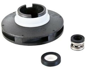 what is an impeller on a pool pump