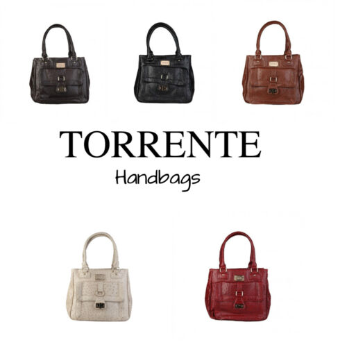 Torrente Paris Luxury Handbag Various Colours.