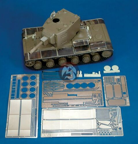 Royal Model 1/35 KV-1B / KV-2 Update Set (for Tamiya kits No.35142-35063) 402