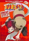 Naruto Uncut Complete Series Season 2 Volume One Episodes 53-78 DVD Unleashed 1