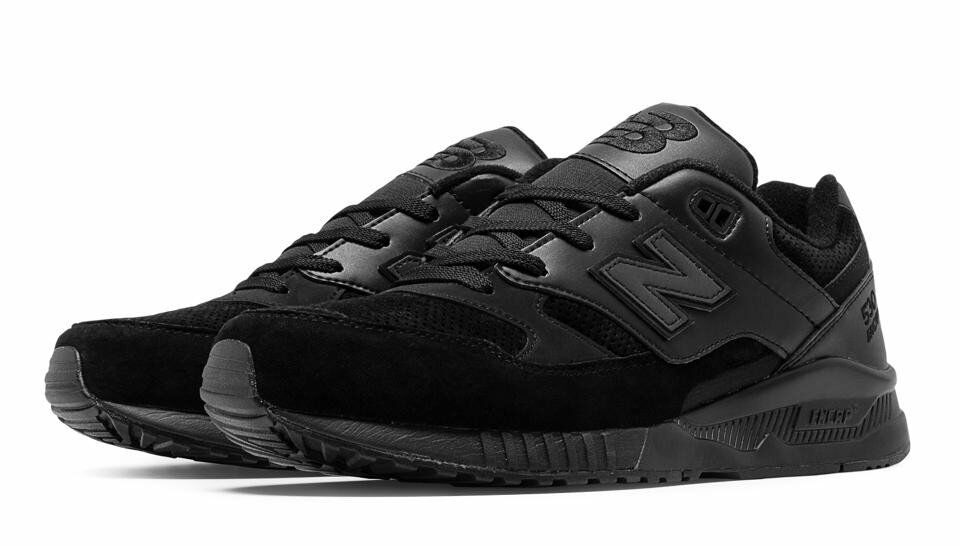 NEW BALANCE 530 90s REMIX CLASSICS MENS MENS MENS Black Limited NIB 7ec746