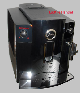 JURA-C5-Black-GII-Kaffeevollautomat-generalueberholt-Top-Zustand-25-Mon-Gewaehr