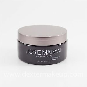josie maran whipped argan oil illuminizing body butter rose gold toasted coconut ebay. Black Bedroom Furniture Sets. Home Design Ideas