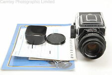 Hasselblad 2000FC Camera Outfit w/ 80mm Planar (10308). Condition – 4E [5557]