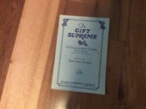 A Gift For Christmas Story.Details About The Gift Supreme A Christmas Story Cantata For Choirs