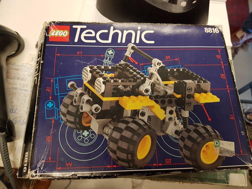 Lego Technic, 8816
