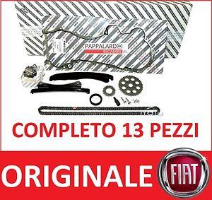 4 CANDELETTE ORIGINALI FIAT 500 500L PANDA PUNTO DOBLO QUBO FIORINO 1.3 MULTIJET