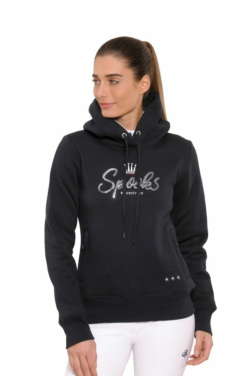 SALE AUTUMN WINTER 2018 Spooks Lina Hoody - 2 Colours - Small - XX-Large