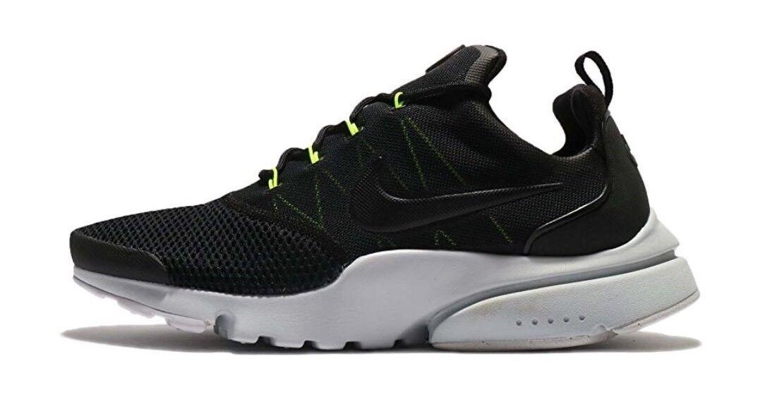 Nike presto hombre presto Nike volar, Negro Talla 10 7726c3