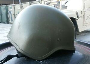 Nato Army Military Helm Helmet Gefechtshelm Schutzhelm Gr S Small Strukturelle Behinderungen