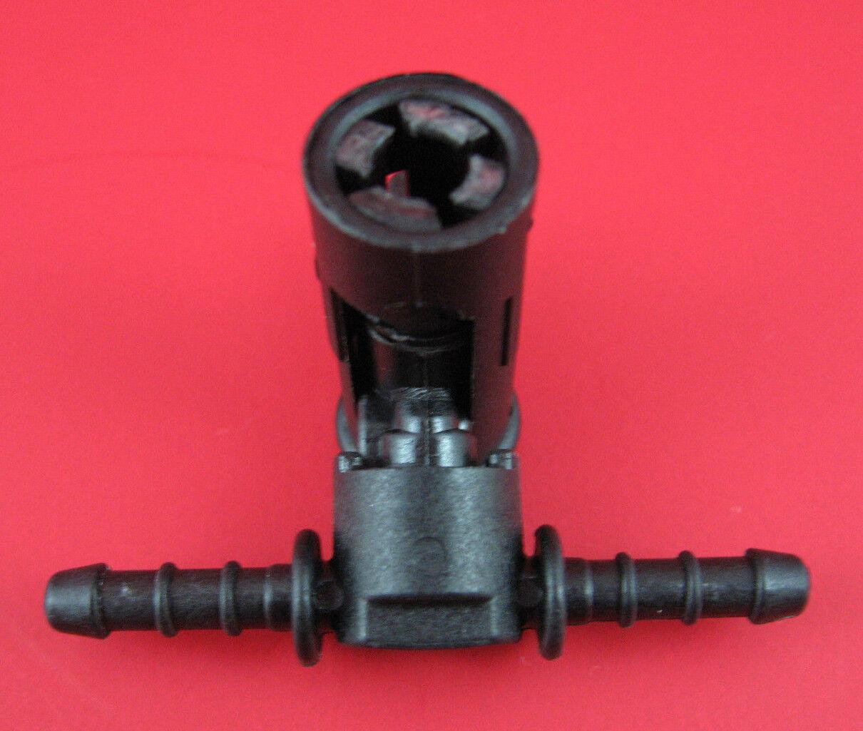 Duramax LML LGH Fuel Injector Return Fitting fits injectors 1,2,3,4,5,6 9th