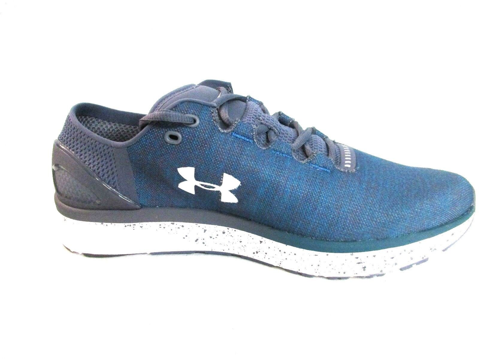 Under Armour Men's Charged Bandit 3 Bayou Blue/Apollo  size 10.5 -  0635 [