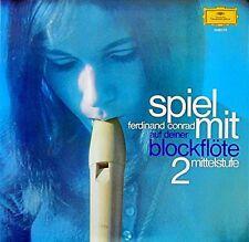 Ferdinand Conrad Spiel mit auf deiner Blockflöte 2 [LP]