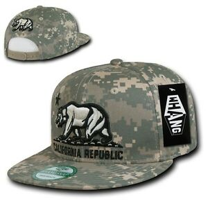 f5dabe497be Image is loading Digital-Camouflage-ACU-Camo-California-Republic-Cali-Bear-