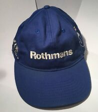 Rothmans Williams Renault Damon Hill Number 5 Official Formula 1 Base Ball Cap