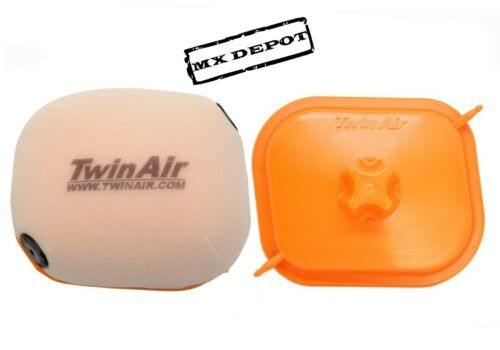 TWIN AIR DUAL STAGE AIR FILTER & AIRBOX WASH COVER KTM SX250 2017 - 2018
