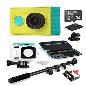 XiaoMi-Yi-16MP-1080P-Ambarella-A7-WiFi-Bluetooth-Sport-Action-Camera