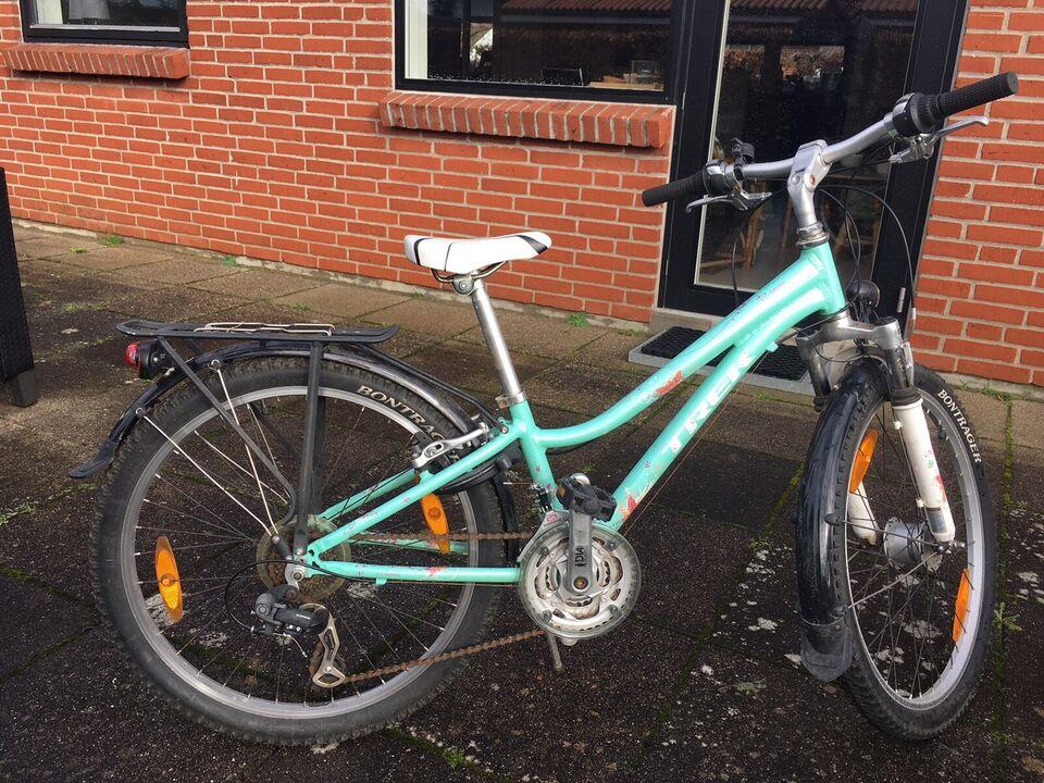 Pigecykel, mountainbike, 24 tommer hjul