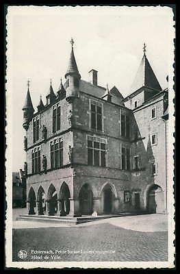 Briefmarken Europa Ak Luxemburg Luxembourg Echternach Alte Ansichtskarte Old Postcard Cq92 Aromatischer Charakter Und Angenehmer Geschmack