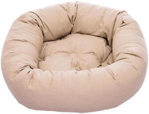 Dog Gone Smart Donut Bed Eco Green 69cm