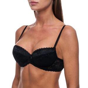 a507cd4740 Image is loading Sexy-Push-Up-Bra-T-Shirt-Bra-Lace-
