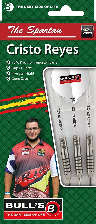 Bulls Champions Cristo Reyes 21g 90% Tungsten Darts Set