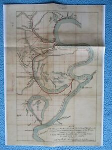 Civil-War-Map-Map-of-Parts-of-Parishes-Madison-amp-Tensas-Louisiana-Bayous