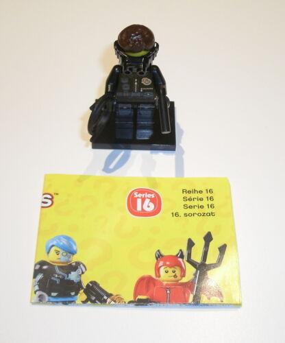 LEGO 71013 personaggi serie 16-N. 14 spia
