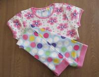 Girls John Lewis Cotton Various Styles Short Sleeve Pyjamas PJ's 3-12 Yrs NEW