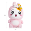 """miniature 3 - Ebichu Plush Official Licensed Pink Rabbit Soft Stuffed Doll Toy 10"""""""