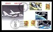1978 SHUTTLE ORBITER FERRY FLIGHT FROM EDWARDS - HOUSTON - HUNTSVILLE (ESP#2373)