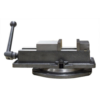 """4/"""" INCH HIGH PRECISION MILLING VISE W//SWIVEL BASE KNEE MILL OR BENCH MILL"""