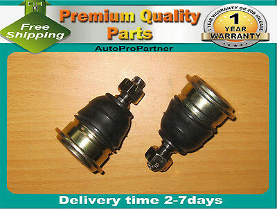 Brand New Two Upper Ball Joint Joints For 1988-1991 Prelude