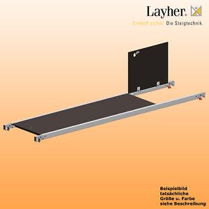 Layher Doppelgel/änder 2,85 m