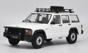 1 18 Beijing Jeep original manufacturer, jeep2500 Cherokee alloy model 2 color