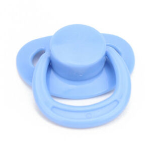 Blue-Dummy-Pacifier-For-Reborn-Baby-Dolls-With-Internal-Magnetic