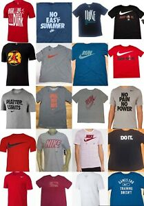 Men-039-s-NIKE-T-SHIRT-S-4XL-Graphic-Swoosh-Just-Do-It-Logo-Crew-Athletic-Fit-Tee