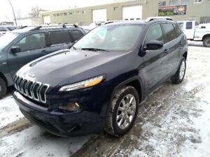 2014 Jeep Cherokee Limited V6 SUV